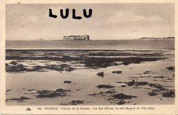 DEPT 17 : édit. Cap N° 100 : Fouras Pointe De La Fumée Le Fort D Enet Le Fort Boyard Et L Île D Aix - Fouras-les-Bains