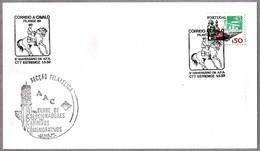 CORREO A CABALLO - MAIL BY HORSE. Estremoz, Portugal, 1989 - Correo Postal