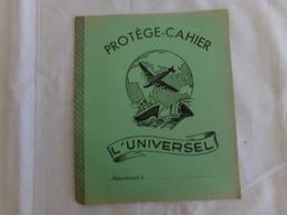 "Protège-cahier "" L'universel "" - Blotters"