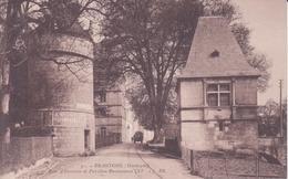 CPA - 31. BRANTOME - Tour D'enceinte Et Pavillon Renaissance - Brantome