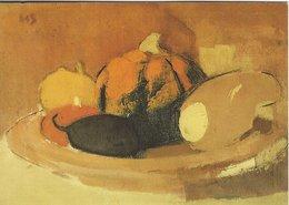 Painting: Helene Schjerbeck. Koristekurpitsoja- Pumpkins. Used Finland 1980.   # 07913 - Paintings