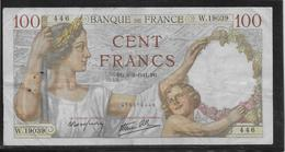 France - 100 Francs Sully - 6-2-1941 - Fayette N°26-46 - TB - 1871-1952 Gedurende De XXste In Omloop