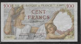 France - 100 Francs Sully - 6-2-1941 - Fayette N°26-46 - TB - 1871-1952 Antichi Franchi Circolanti Nel XX Secolo
