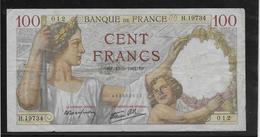 France - 100 Francs Sully - 13-3-1941 - Fayette N°26-48 - TB - 1871-1952 Antichi Franchi Circolanti Nel XX Secolo