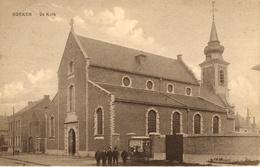 Bueken (Kampenhout). De Kerk - Kampenhout
