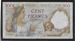 France - 100 Francs Sully - 30-4-1941 - Fayette N°26-51 - TB - 1871-1952 Antichi Franchi Circolanti Nel XX Secolo