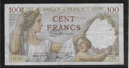France - 100 Francs Sully - 30-4-1941 - Fayette N°26-51 - TB - 1871-1952 Gedurende De XXste In Omloop