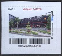 Biber Post Vietnam 141206 (Dampf-Lok) (48)  G502 - BRD