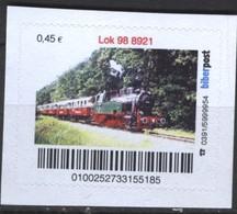 Biber Post Lok 98 8921 (Dampf-Lok) (45)  G503 - BRD