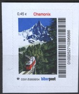 Biber Post Chamonix (Mountain Rail) (45)  G505 - BRD