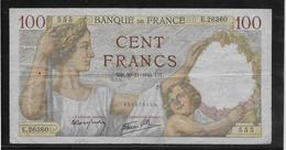 France - 100 Francs Sully - 20-11-1941 - Fayette N°26-61 - TB - 1871-1952 Gedurende De XXste In Omloop