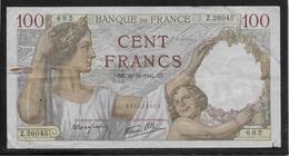 France - 100 Francs Sully - 20-11-1941 - Fayette N°26-61 - TTB - 1871-1952 Antichi Franchi Circolanti Nel XX Secolo