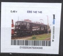 Biber Post EBS 142 145 (E-Lok) (48)  G508 - BRD