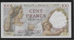 France - 100 Francs Sully - 20-11-1941 - Fayette N°26-61 - SUP - 1871-1952 Anciens Francs Circulés Au XXème