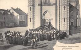 44-GRAND-AUVERNE- L'INVENTAIRE 8 FEVRIER 1906 - Andere Gemeenten