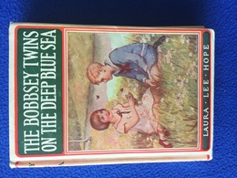 The Bobbsey Twins On The Deep Blue Sea, By Laura Lee Hope - Enfants