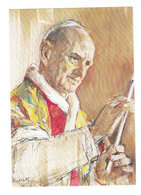 Vatican POPE PAUL VI CENTENARY PREPAID POSTCARD 1997 - Popes