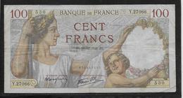 France - 100 Francs Sully - 8-12-1941 - Fayette N°26-63 - TB - 1871-1952 Anciens Francs Circulés Au XXème