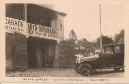 CERNAY La VILLE - Garage Auto - Marcel Campion - Cernay-la-Ville
