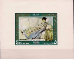 MANAMA Tableaux, IMPRESSIONNISTES, Painting MICHEL BF 35** MNH RENOIR - Impressionisme