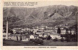 Treviso - Crespano Del Grappa - Panorama  - - Treviso