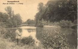 Droogenbosch. Parc Du Château - L'étang - Drogenbos