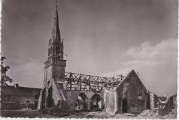 Br - Cpsm Grand Format NIZON (Finistère) - Eglise Paroissiale - Restauration - Francia