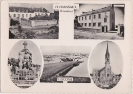 Br - Cpsm Grand Format PLOBANNALEC LESCONIL (Finistère) - Plobannalec-Lesconil