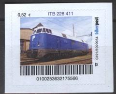 Biber Post ITB 228 411 (Diesel-Lok) (52)  G514 - BRD