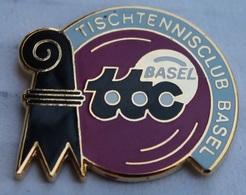 TENNIS DE TABLE CLUB BALE  - PING PONG - TISCHTENNISCLUB BASEL - TTC BASEL - SCHWEIZ - SUISSE -      (6) - Table Tennis