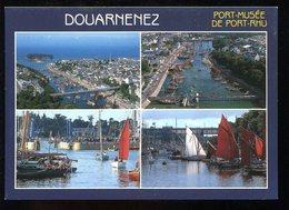 CPM Neuve 29 DOUARNENEZ Port Musée De Port Rhu Multi Vues - Douarnenez