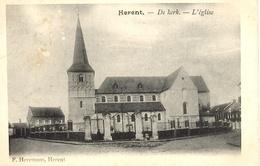 Herent. De Kerk - L'Eglise - Herent