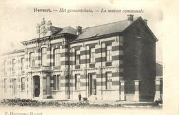 Herent. Het Gemeentehuis - La Maison Communale - Herent