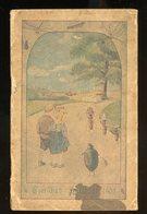 TIERFCHUTZ KALENDER 1908 - LIVRET DE 50 PAGES 11 X 17 CM - Calendriers