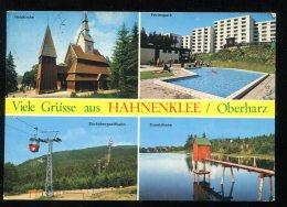 CPM Allemagne Viele Grüsse Aus HAHNENKLEE Oberharz Multi Vues - Germany