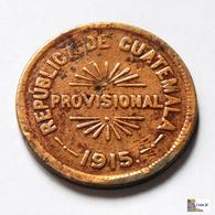 Guatemala - 25 Centavos - 1915 - Guatemala