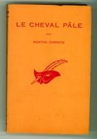 """Le Masque N°774 - Agatha Christie - """"Le Cheval Pâle"""" - 1962 - Le Masque"""