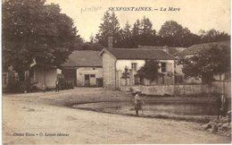 SEXFONTAINES .... LA MARE - France