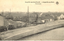 Kapelle-op-den-Bosch - Capelle-au-Bois. Panorama - Kapelle-op-den-Bos