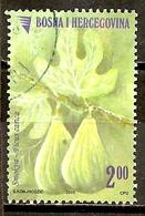 Bosnia And Herzegovina 2005 Fruit Figs Obl - Bosnië En Herzegovina