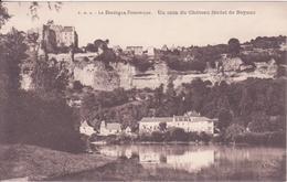CPA -   Un Coin  Du Château Féodal De BEYNAC - France