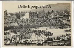 Suisse - VD - VEVEY - Fête Des Vignerons - 1927 - #10 - L'Hymne Au Pays ++++ Phototypie Co., Montreux +++ RARE - VD Vaud