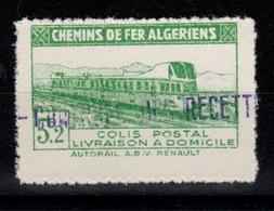 Algerie - Colis Postaux YV 151 N** Luxe - Algérie (1924-1962)