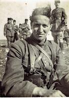 Photo Portrait  Format 15/21 1935 Tunisie Bizerte 8ème RTT, Henri - Krieg, Militär
