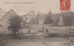 36 LE BLANC CHATEAU DES AGES - Le Blanc
