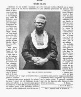 NEGRE   BLANC  1909 - Health