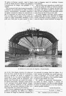 CHANTIER DE CONSTRUCTION Des ZEPPELIN à  FRIEDRICHSHAFEN  1909 - Transports