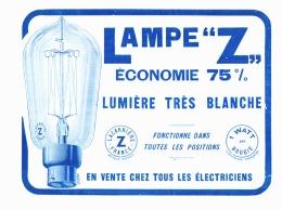 """PUB  AMPOULES    """" Z """"  1908 (1) - Advertising"""