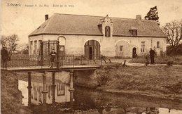Schrieck - Kasteel A.De Roy - Zicht Op De Brug - Belgique