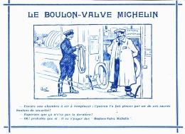 "PUB  PNEUS    "" MICHELIN  ""  1909 (3) - Transports"